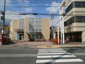 上田市の丸ポスト1