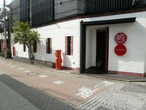 上田市の丸ポスト2