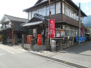 上田市の丸ポスト5