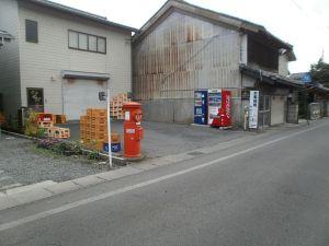 上田市の丸ポスト6