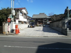 鎌倉市の丸ポスト2