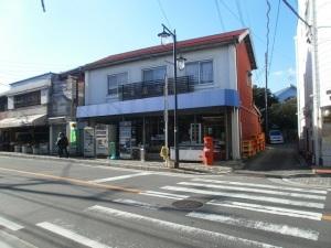 鎌倉市の丸ポスト3