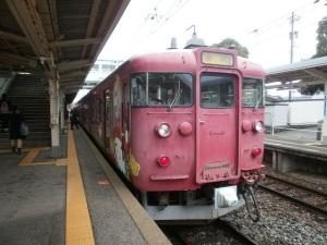 七尾線普通列車